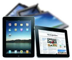 Tabletbezit in Amerika rond de feestdagen verdubbeld, Mediafacts, MediaFacts