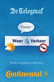 De Telegraaf lanceert Weer & Verkeer app, Mediafacts, MediaFacts