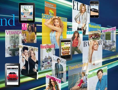 Hearst to Link Digital Editions With Amazon, Mediafacts, MediaFacts