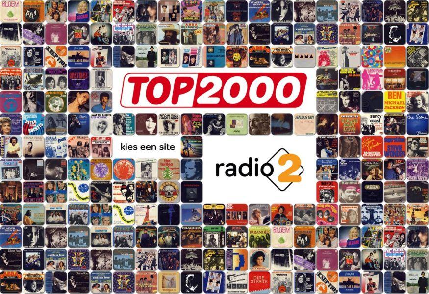 Top 2000 tijdschrift