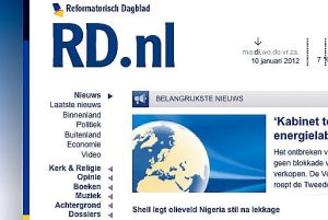 Site RD.nl vervangt refdag.nl, Mediafacts, MediaFacts