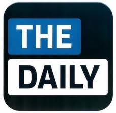 Rupert Murdoch's digital Daily optimizes app for new iPad, Mediafacts, MediaFacts