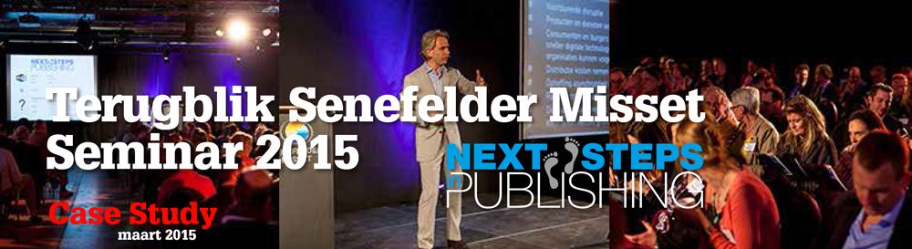Senefelder Misset Seminar 2015