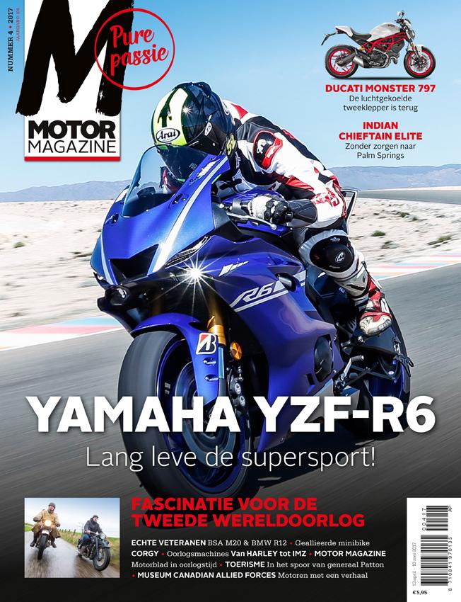 Motorblad MOTOR Magazine stopt