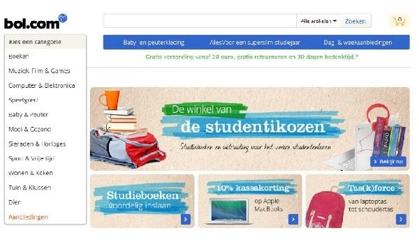 Bol.com verrast door belangstelling e-book abonnement Kobo Plus, Hans van der klis, MediaFacts