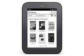 'Nieuwe Nook-e-reader krijgt verlicht e-ink-scherm', Mediafacts, MediaFacts