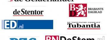 'Hoofdredacteuren in directie Wegener', Mediafacts, MediaFacts