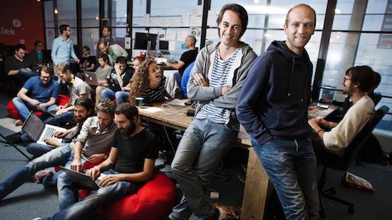 Zonder nieuw kapitaal is het voortbestaan van Blendle onzeker, Hans van der klis, MediaFacts