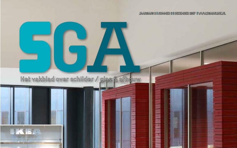 Vakblad SGA online volledig vernieuwd