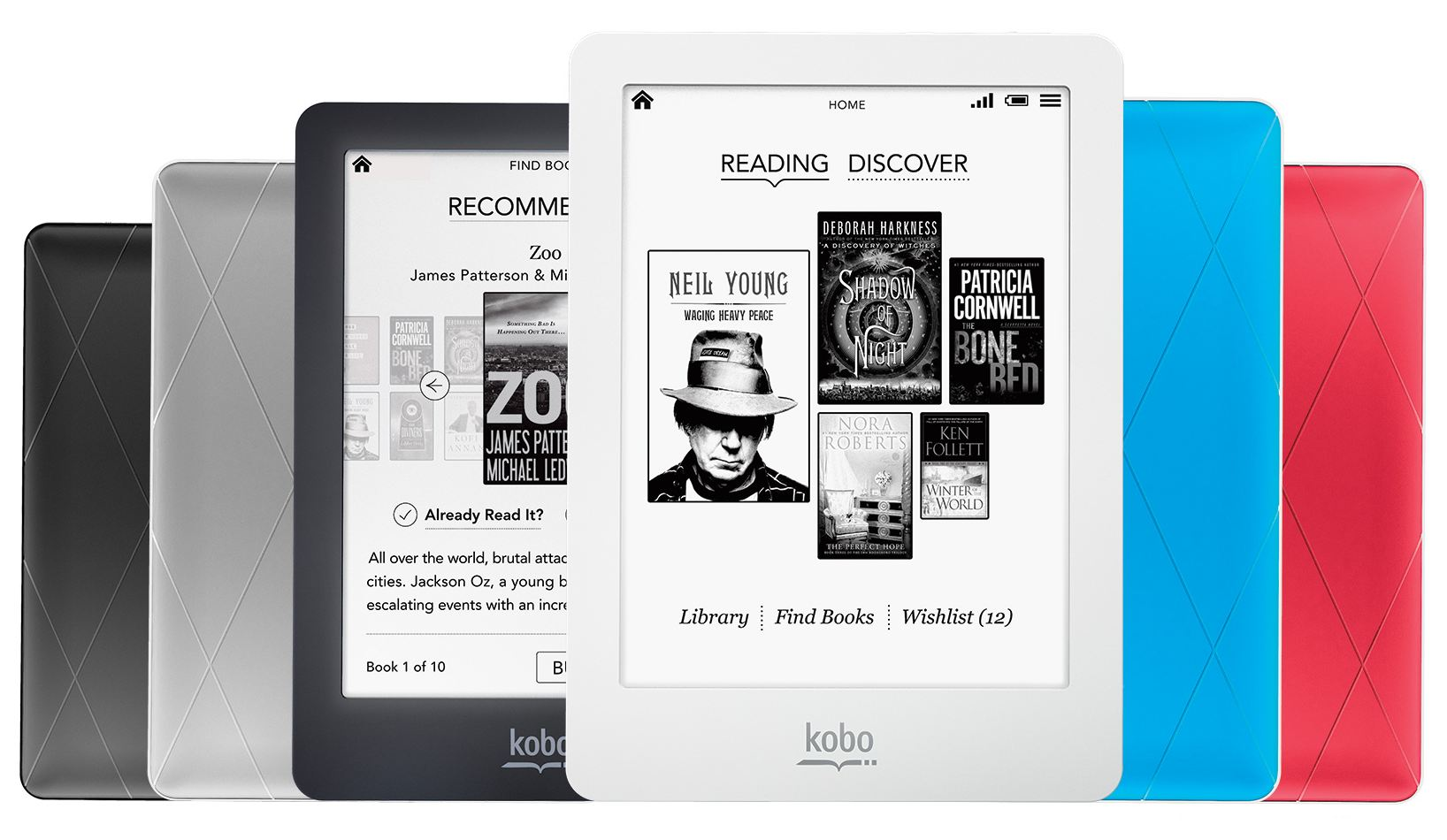 'Groei e-books tot stilstand gekomen'
