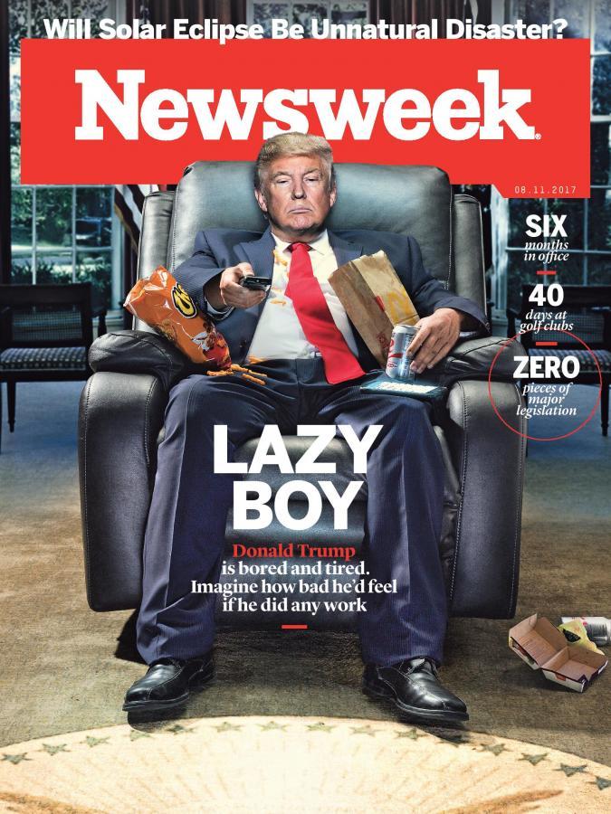 Inval bij opinietijdschrift Newsweek, Hans van der klis, MediaFacts