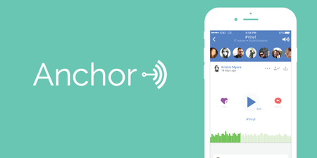 Socialemedia-app Anchor wordt podcastplatform