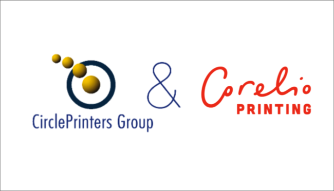 CirclePrinters neemt Corelio Printing over, Hans van der klis, MediaFacts