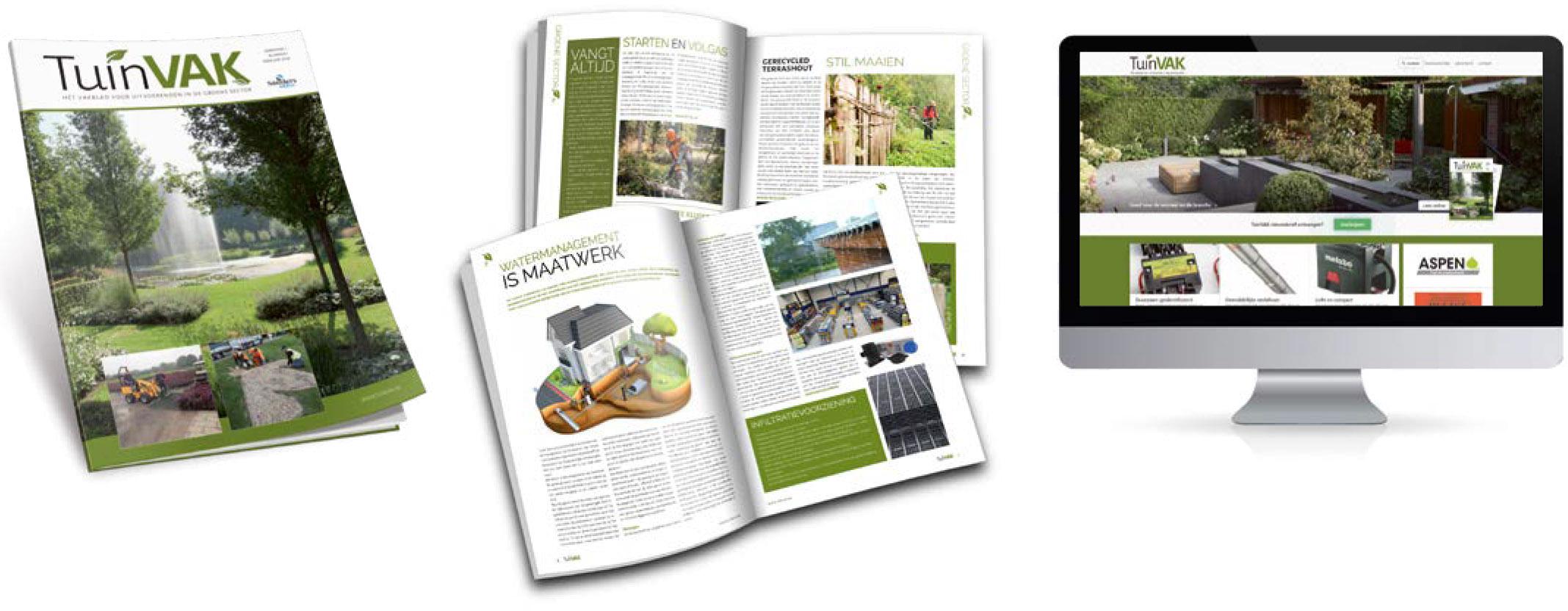Nieuw online platform voor groene inspiratie, Hans van der klis, MediaFacts