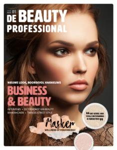 Lancering nieuw vakblad De Beauty Professional op de voorjaarsbeurs , Hans van der klis, MediaFacts