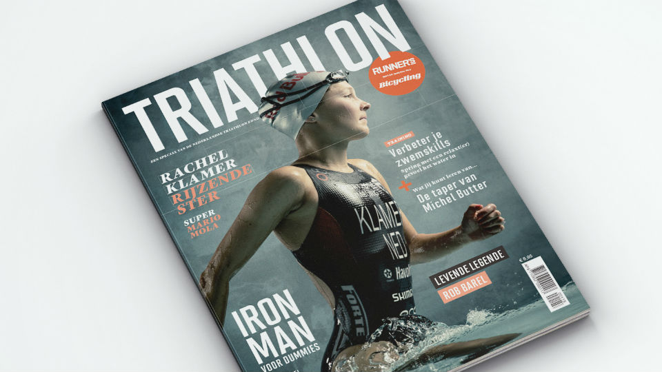 NTB, Runner's World en Bicycling lanceren magazine Triathlon, Hans van der klis, MediaFacts