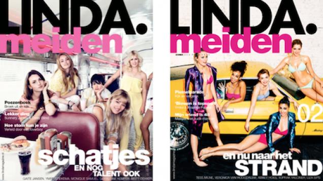 LINDA-meiden-hoofdredacteur Yara Michels: 'Print is niet dood hoor', Hans van der klis, MediaFacts