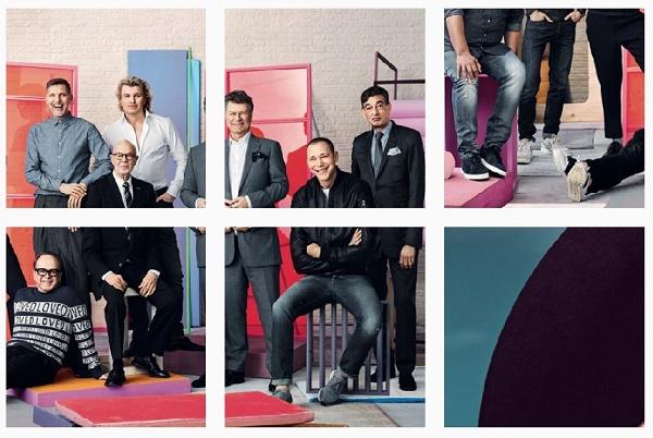Niet één maar tien mannen op cover van themaglossy L'HOMO, Hans van der klis, MediaFacts