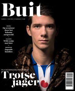 Jagersvereniging lanceert publieksmagazine Buit, Hans van der klis, MediaFacts