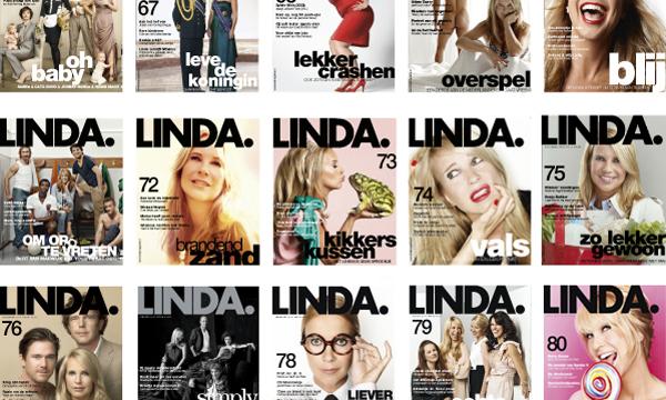 HOI publieksbladen: LINDA. enige stijger in 10 grootste tijdschriften, Mediafacts, MediaFacts