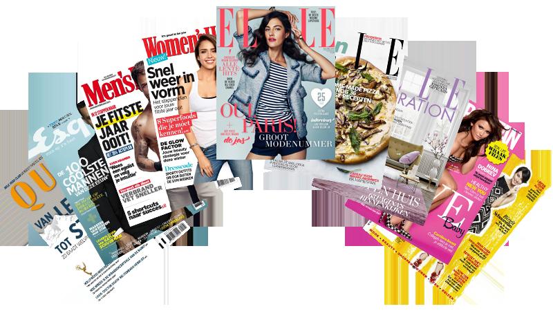 Ontslagen bij modebladen Vogue en Glamour, Hans van der klis, MediaFacts