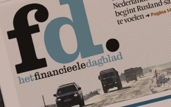 Historische mijlpaal voor het Financieele Dagblad, Hans van der klis, MediaFacts