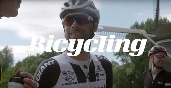 Bicycling en Alpecin starten samenwerking, Hans van der klis, MediaFacts