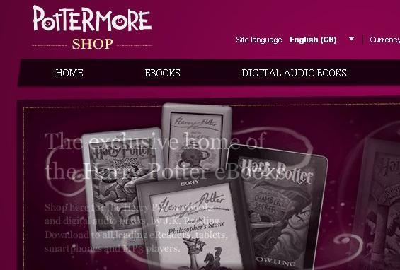 Veel kritiek op verkoop Harry Potter ebooks, Mediafacts, MediaFacts