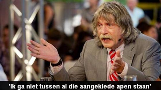 VI-directeur Dick Holstein: Johan Derksen is onvervangbaar, Mediafacts, MediaFacts