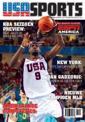 Nieuwe uitgever USA Sports Magazine, Mediafacts, MediaFacts