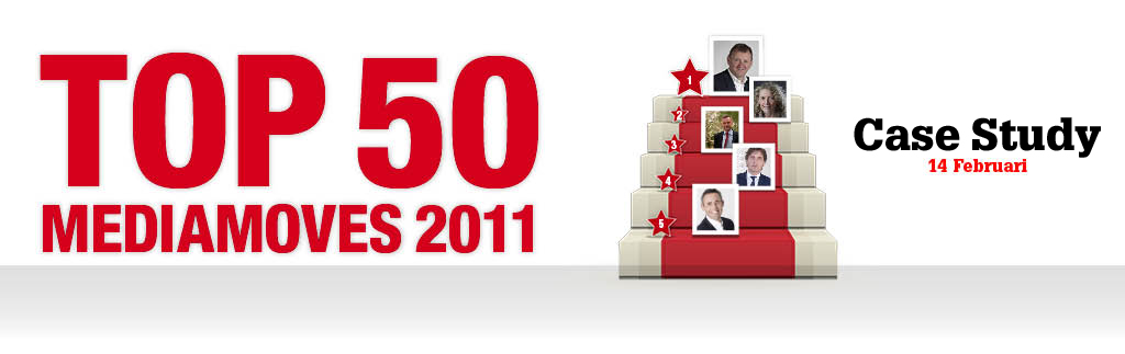 De Top 50 Mediamoves 2011