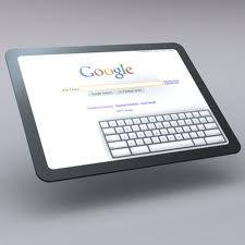 Google may enter tablet market with 7-inch design, Mediafacts, MediaFacts