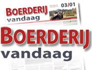 Voormalig Agrarisch Dagblad wordt Boerderij Vandaag