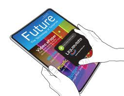 Volgend jaar geavanceerd epaper-tablet, Mediafacts, MediaFacts