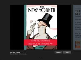 Conde Nast magazines on new iPad called out for poor quality, Mediafacts, MediaFacts