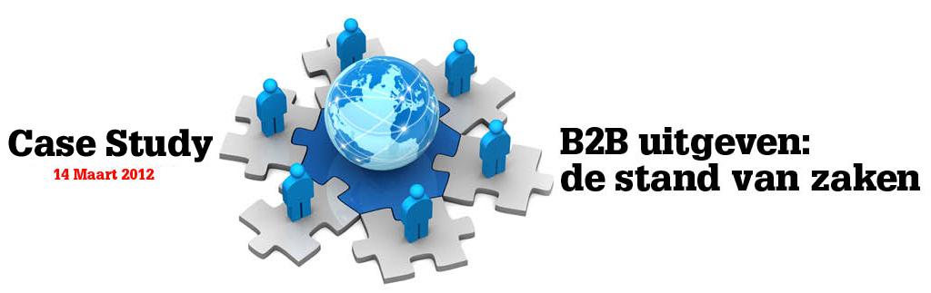 B2B uitgeven:  de stand van zaken
