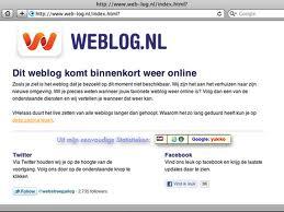 Web-log.nl eist verloren data op bij TypePad, Mediafacts, MediaFacts