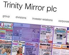 Trinity Mirror suffers 40% fall in profits, Mediafacts, MediaFacts