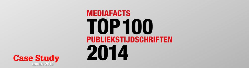 Top 100 Publiekstijdschriften 2014