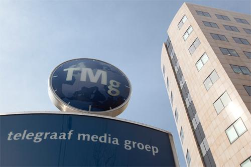 Telegraaf Media aan top
