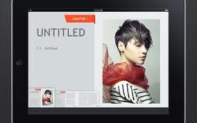 Book Palette levert 10 nieuwe templates voor iBooks Author, Mediafacts, MediaFacts