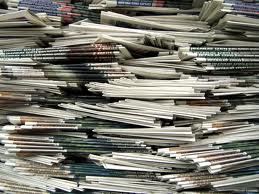 Will printed newspapers be extinct in 5 years?