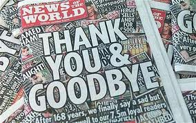 Nearly half of News of the World's buyers give up on Sunday papers, Mediafacts, MediaFacts