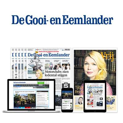 Een krant maken met minimale middelen: op de redactie van De Gooi- en Eemlander