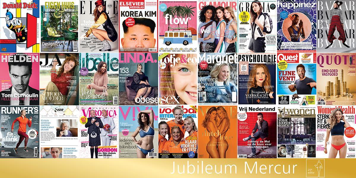 Stem op de Jubileum Mercur!, Hans van der klis, MediaFacts