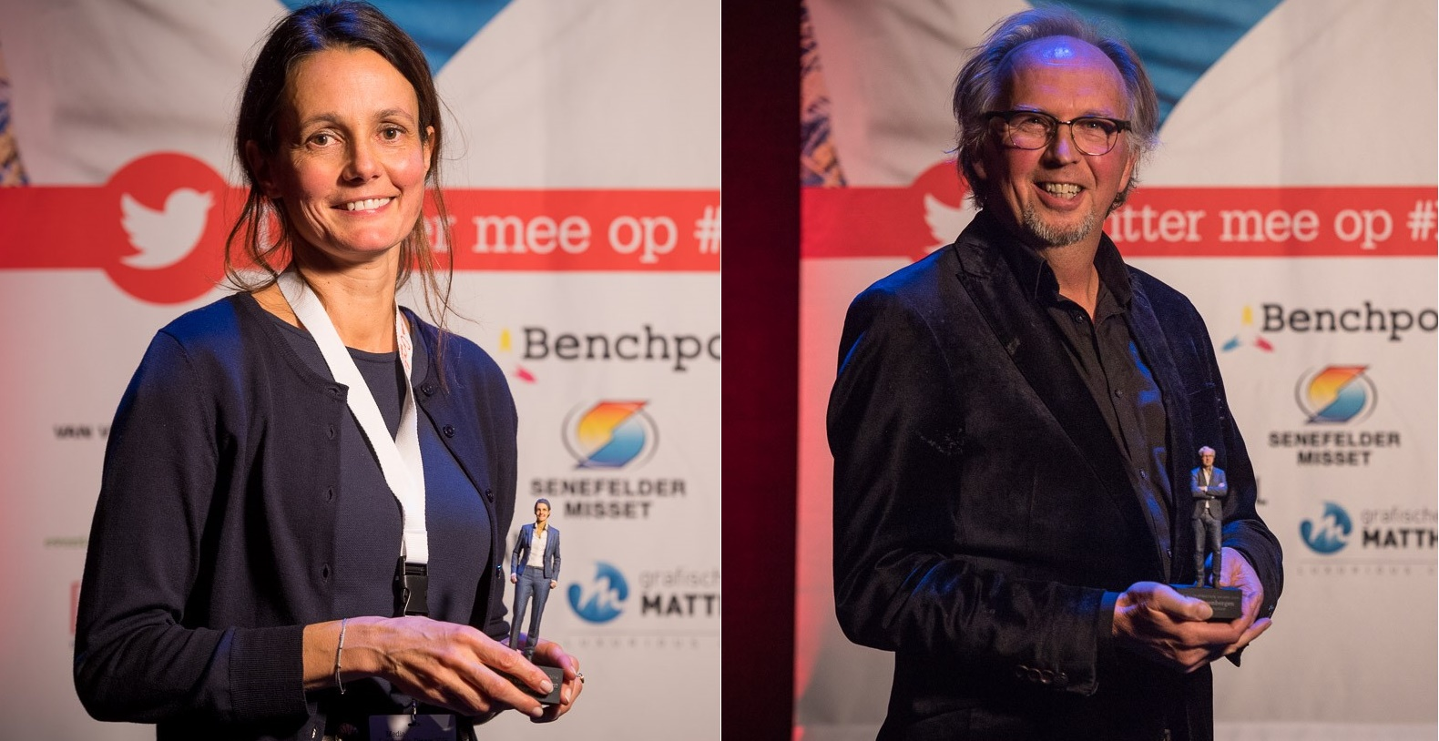 Eugenie van Wiechen wint Media Leadership Award, Hans Steenbergen krijgt Media Inspiration Award