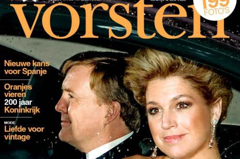 Vorsten lanceert royalty-podcast 'Aan het Hof'