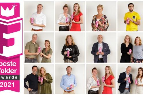 De winnaars van de 'Beste Folder Award' 2021 zijn bekend!