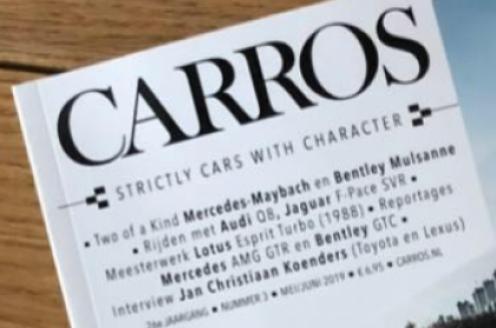 Oud-topman Pon investeert in doorstart automagazine Carros