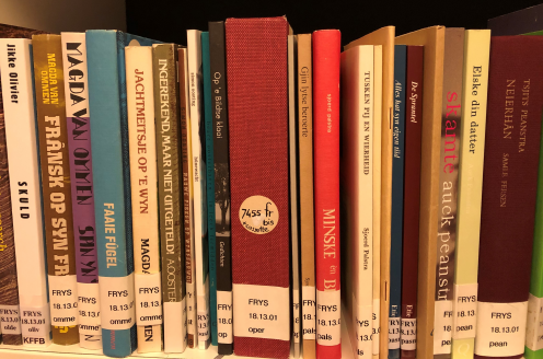 Friese boeken digitaal beschikbaar op Delpher
